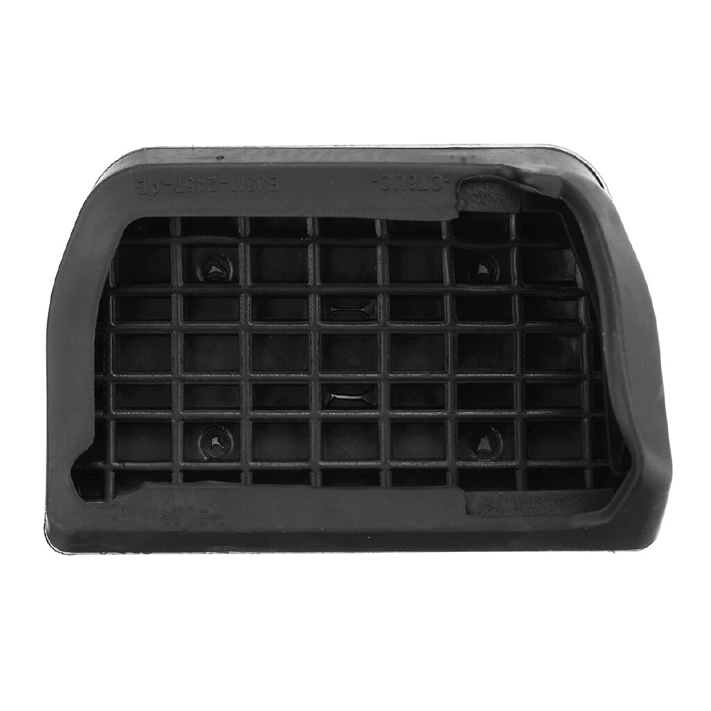Brake Systems - 2 PIECE(s) Car Fuel Brake Pad Pedal Metal Cap Cover For Range Rover Evoque 2011-2016 - Car Replacement Parts