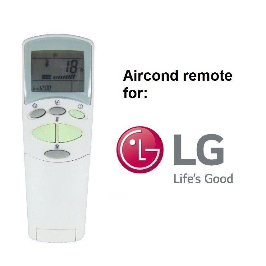 LG Aircond Remote Control 6711A20096C 6711A20103J 6711A20103P 6711A20103