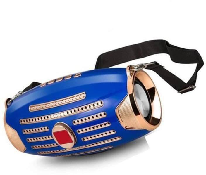 M219 Portable Wireless Speaker (Fresh Import) High Quality BLUE