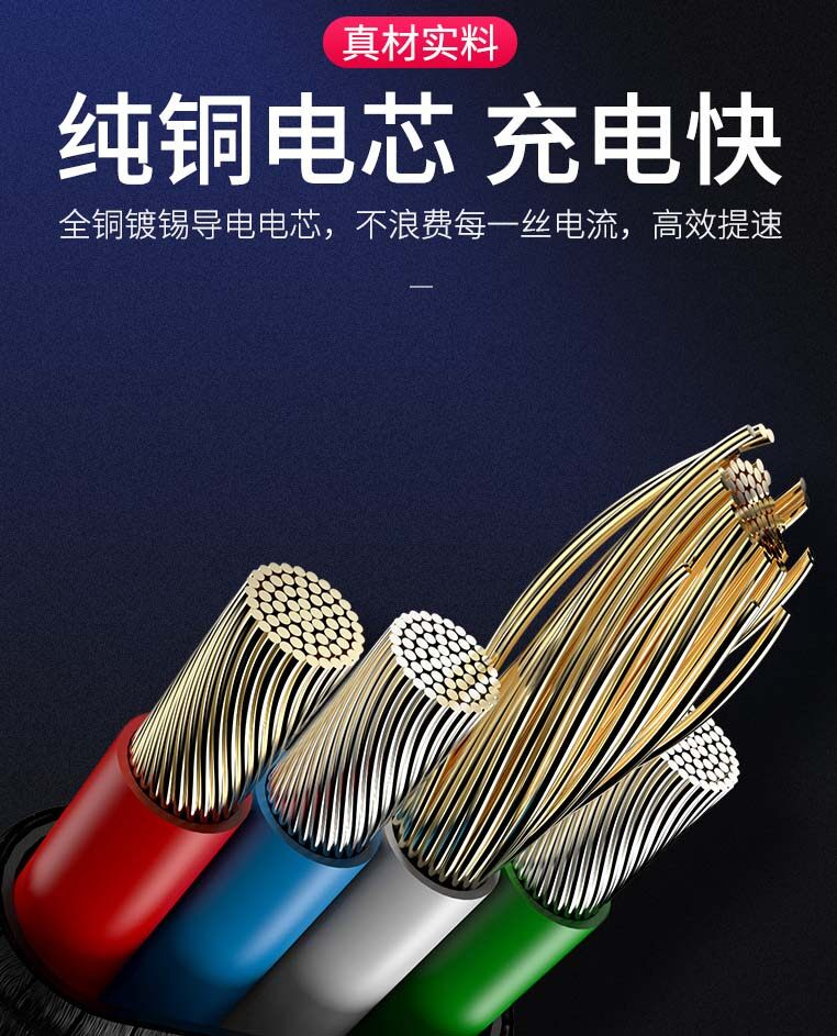 Malaysia ReadyStock data cable for Android fast charge type-c USB mobile phone charging cable