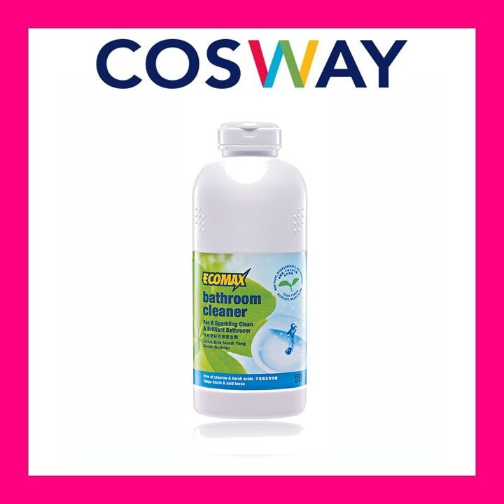 [Ready stock] COSWAY Ecomax Bathroom Cleaner