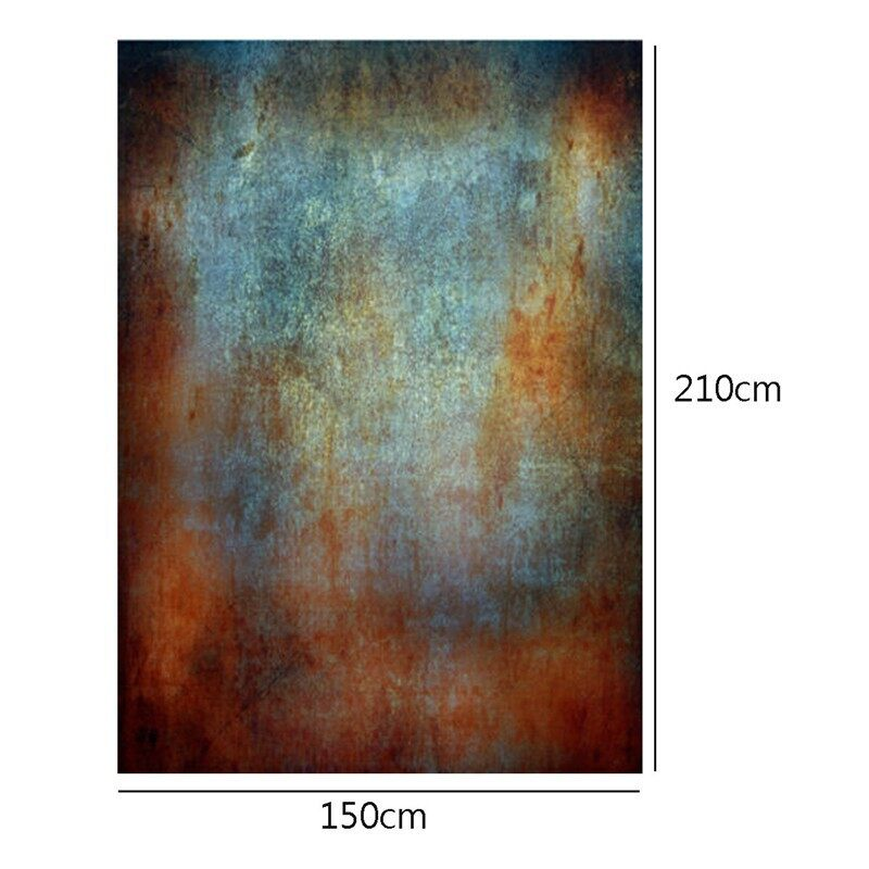 Lighting and Studio Equipment - Old Vintage Wall Photography Backdrop Studio Photo Cloth Background 5x7ft - Camera Accessories