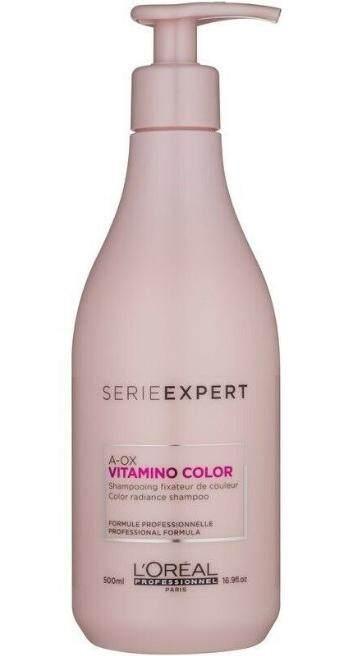 Loreal Serie Expert AOX Vitamino Color Shampoo 500ml