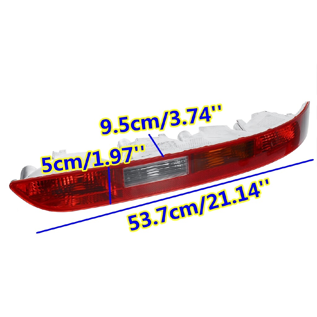 Car Lights - Right Rear Tail Light Lamp Bumper Cover For Audi Q5 2.0T 09-16 #8R0945096 - Replacement Parts