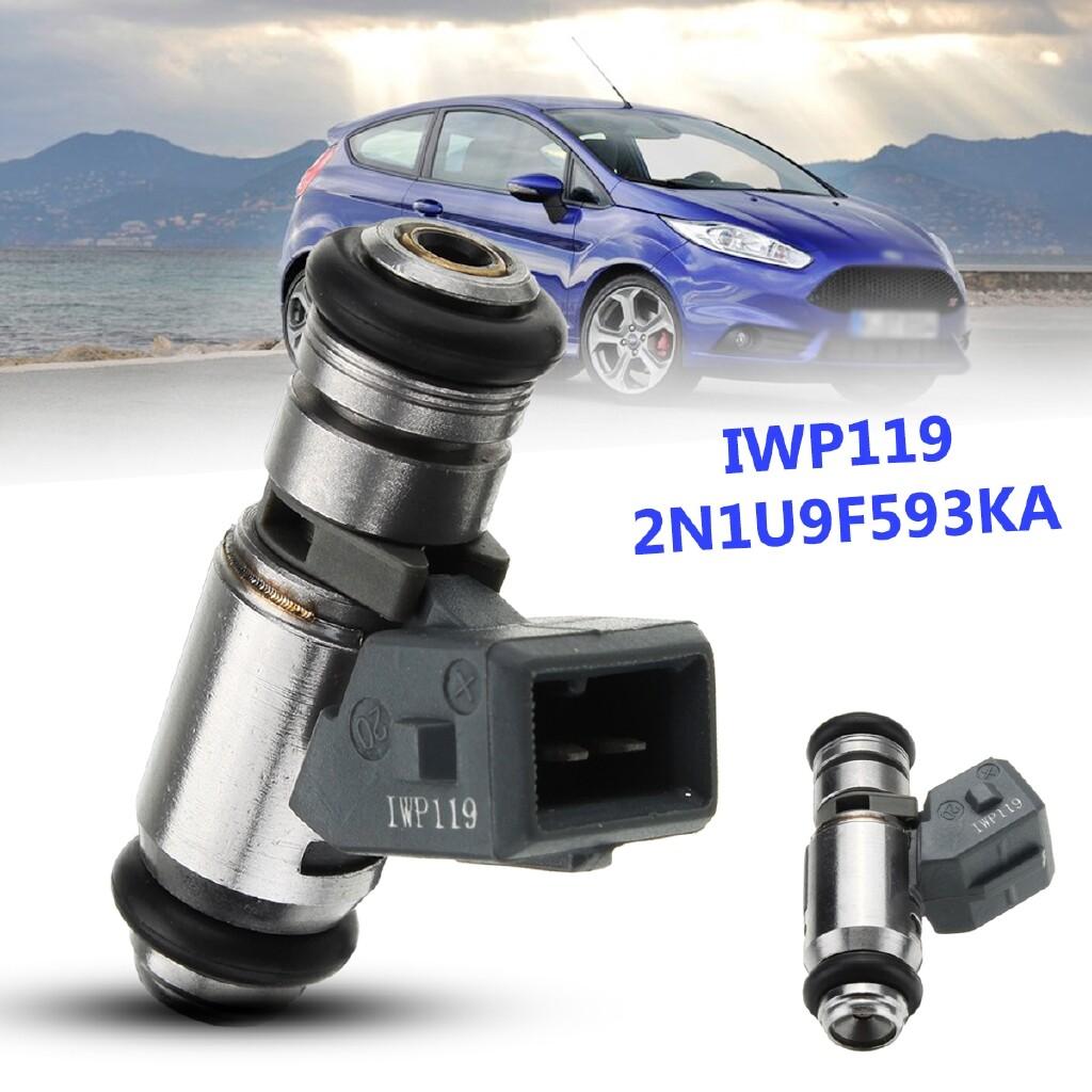 Engine Parts - Petrol Fuel Injector For Ford Fiesta KA 1.3i 2001-2008 2N1U9F593KA IWP119 LFI019 - Car Replacement