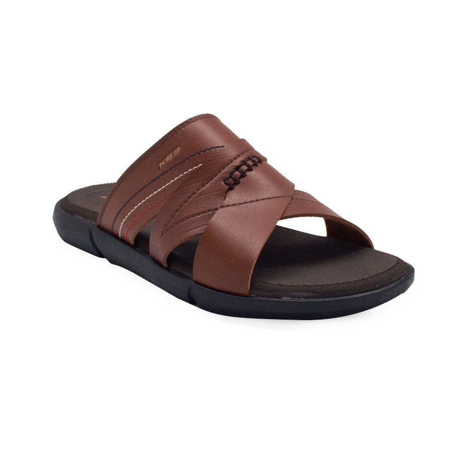 XES (Mens) MM20593 Street Style Brown/Camel