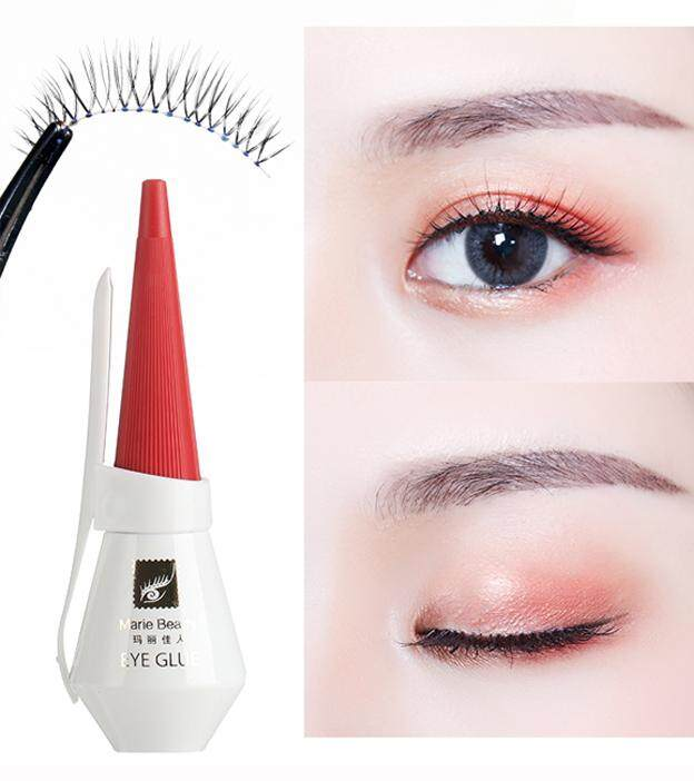 Brand New MARIE BEAUTY Magic Natural Adhesive Eye Cream For Eyelash Glue 12ml - White