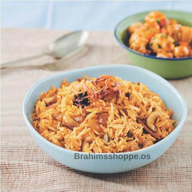 Brahim's Perencah Nasi Tomato
