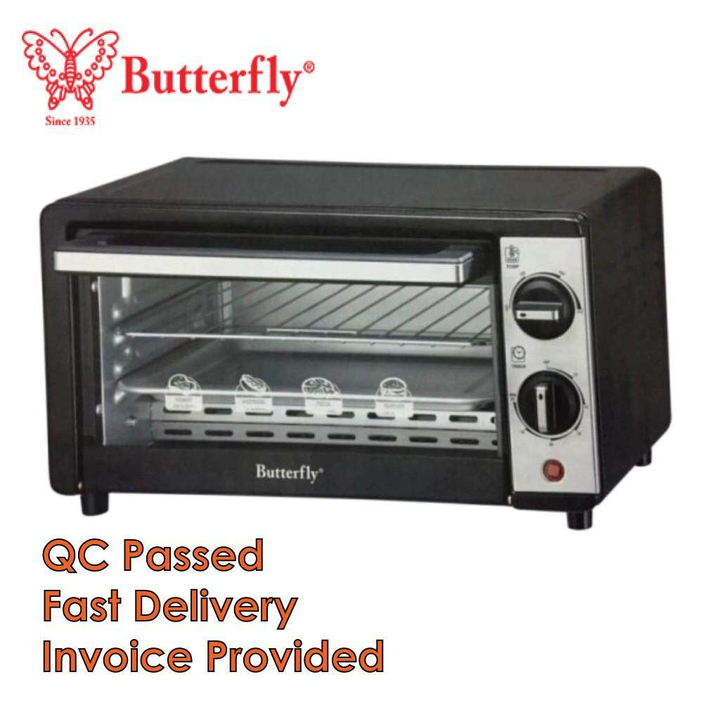 Butterfly BOT-5211 BOT5211 Oven 9L Free Accessories _2801002 【EXTRA BOX PACKING】