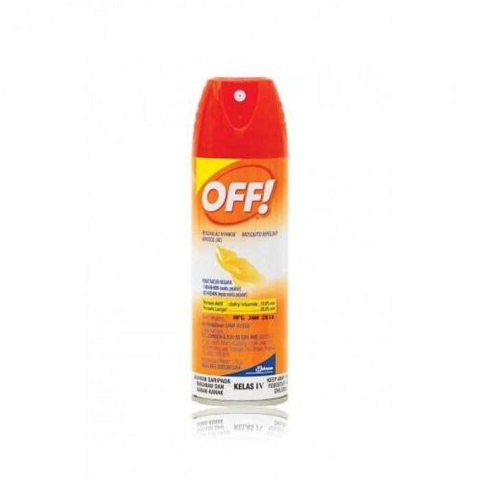 OFF! INSECT REPELLENT AEROSOL SPRAY 170G