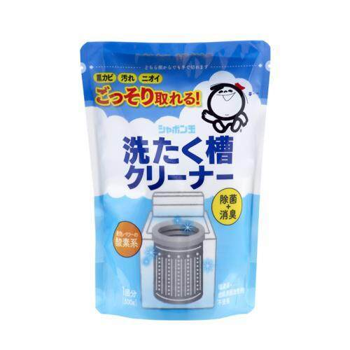 SHABONDAMA WASHING MACHINE CLEANER 500G