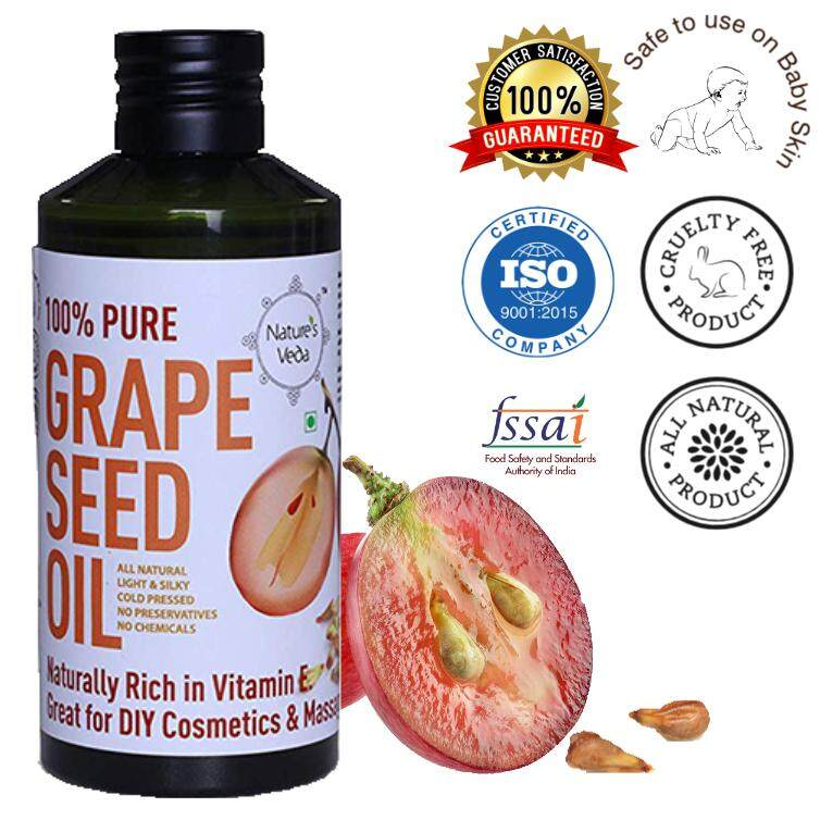 Grapeseed Oil 100% Pure Natural 150ML
