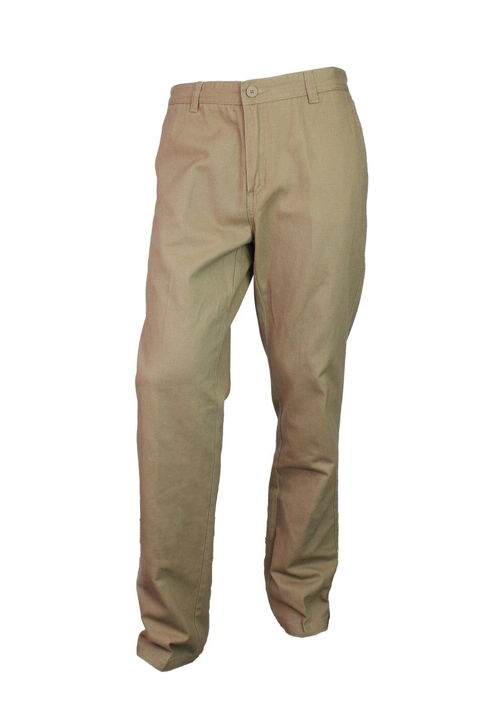 Exhaust Chino Cotton Long Pant-Plus Size 935
