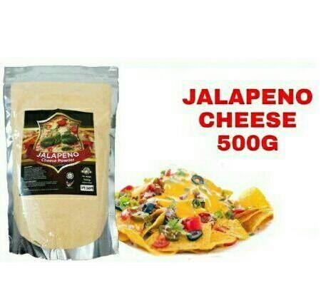 Jalapeno Cheese Powder 500g