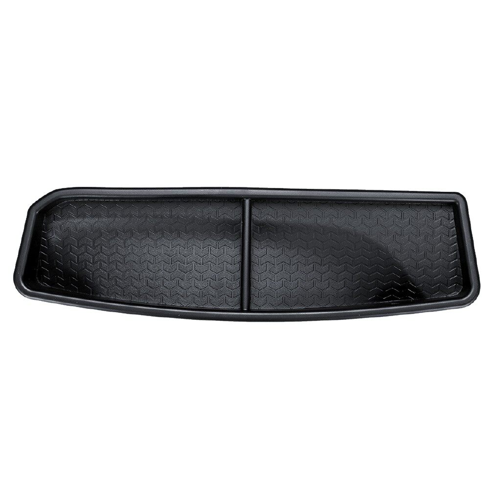 Engine Parts - For 2011 - 2017 Jeep Wrangler JK ABS Dashboard Dash Phone Storage Box Trim Cover - Car Replacement
