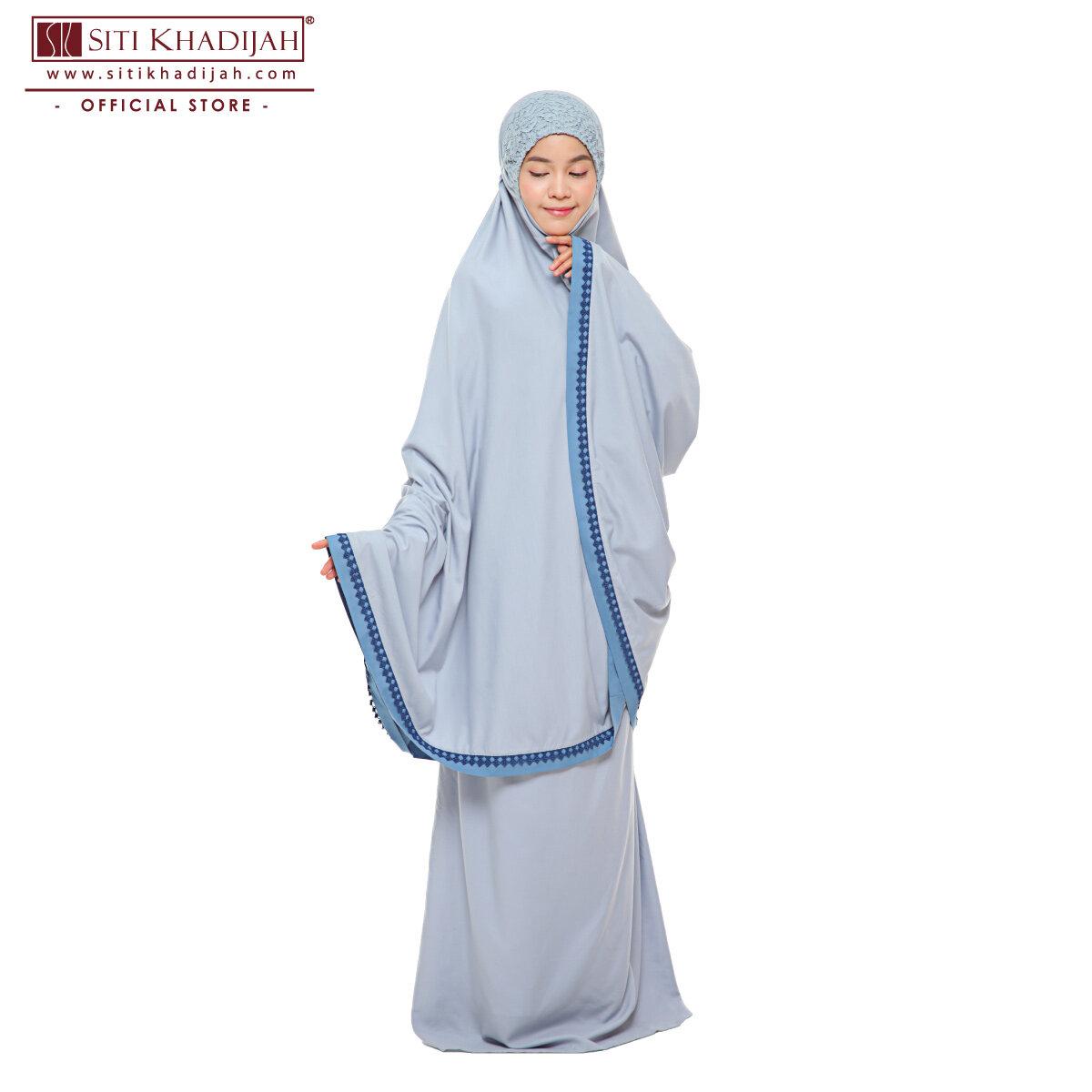 Siti Khadijah Telekung Classic TPO Nayla  (One Set)