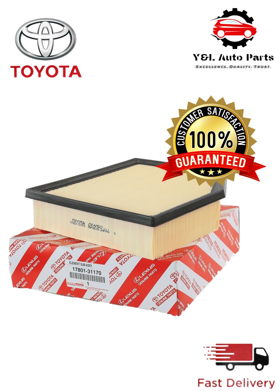TOYOTA Air Filter 17801-31170 for Toyotas Lexus Reiz Crown RAV4
