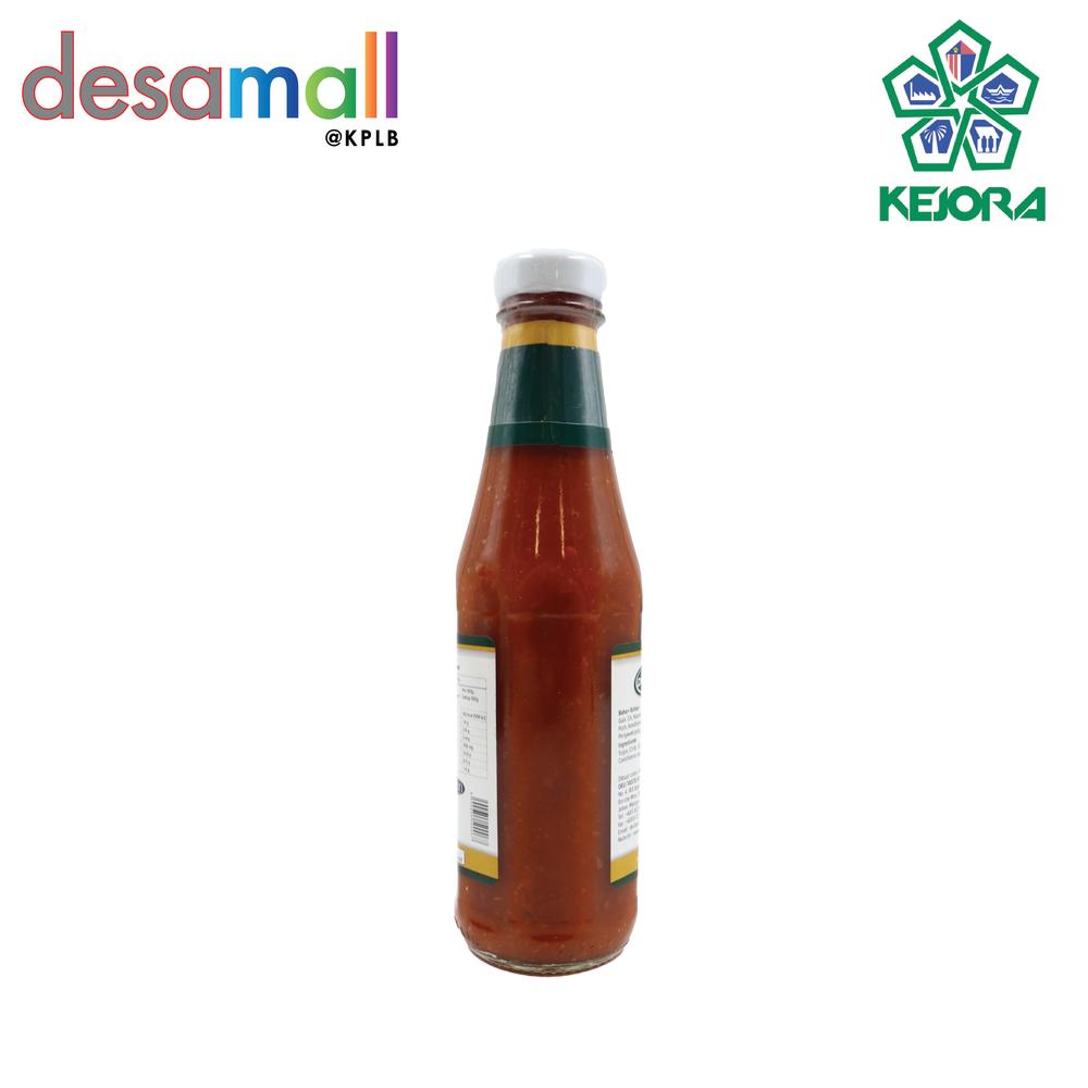 [Combo 2] DELITASTE Sos Cili Berperisa Kacang (320g)