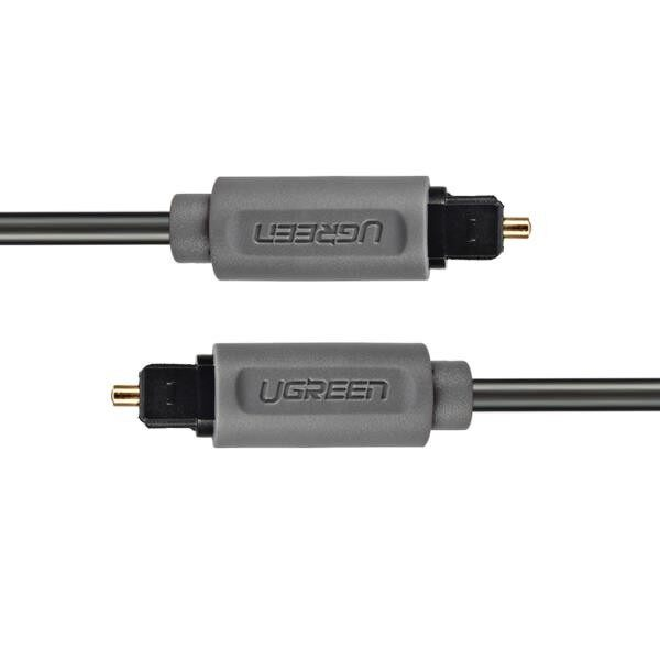 Mobile Cable & Chargers - Ugreen AV122 Optical Toslink SPDIF Coaxial Audio Cable - 3M / 2M / 1.5M / 1M