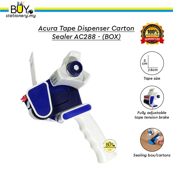 Acura Tape Dispenser Carton Sealer AC288 - (BOX)