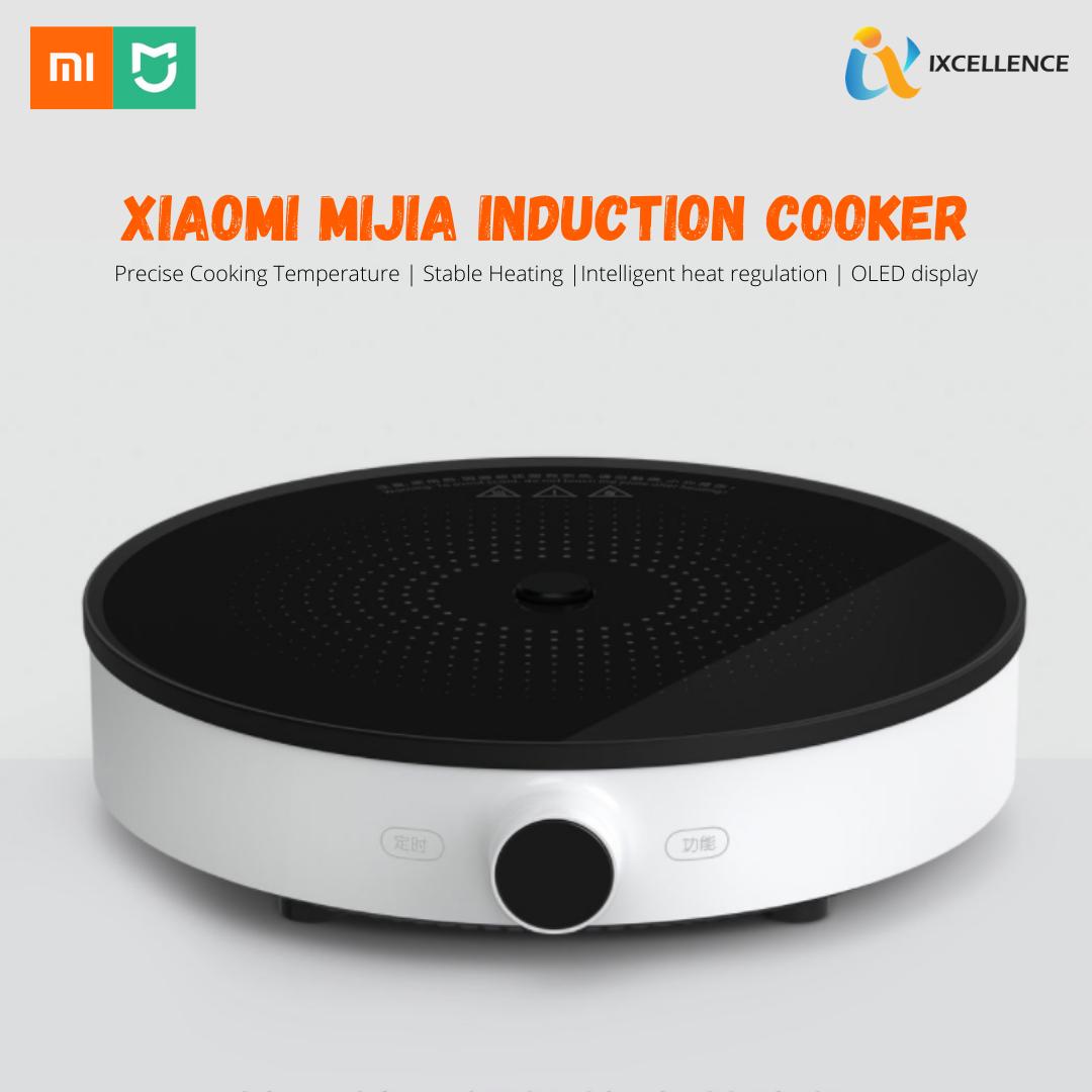 [IX] XIAOMI Mijia Smart Induction Cooker DCL001CM (White) ZHF4014CN