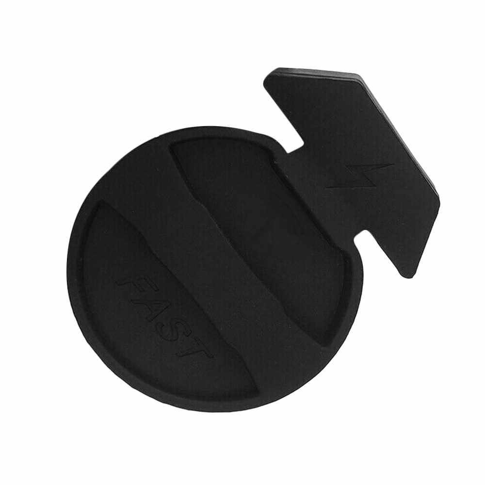 Best Selling Charge Plug Port Cover Car Charger Protection Cap Waterproof Dust Silicone Cover Fit for Tesla Model 3 (Black)