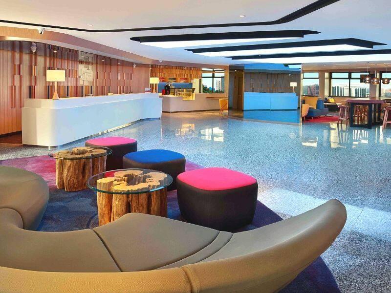 [Hotel Stay/Package] 2D1N Holiday Inn Express Kuala Lumpur City Centre FREE Breakfast & Set Lunch (Kuala Lumpur)