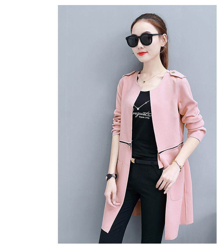 JYS Fashion Korean Style Women Windbreaker Collection 512-2142