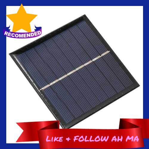 Best Selling Smart Battery Carger 1W/4V Solar Charger for 1.2V AA Rechargeable Battery Polycrystalline Epoxy Solar Panel (Standard)