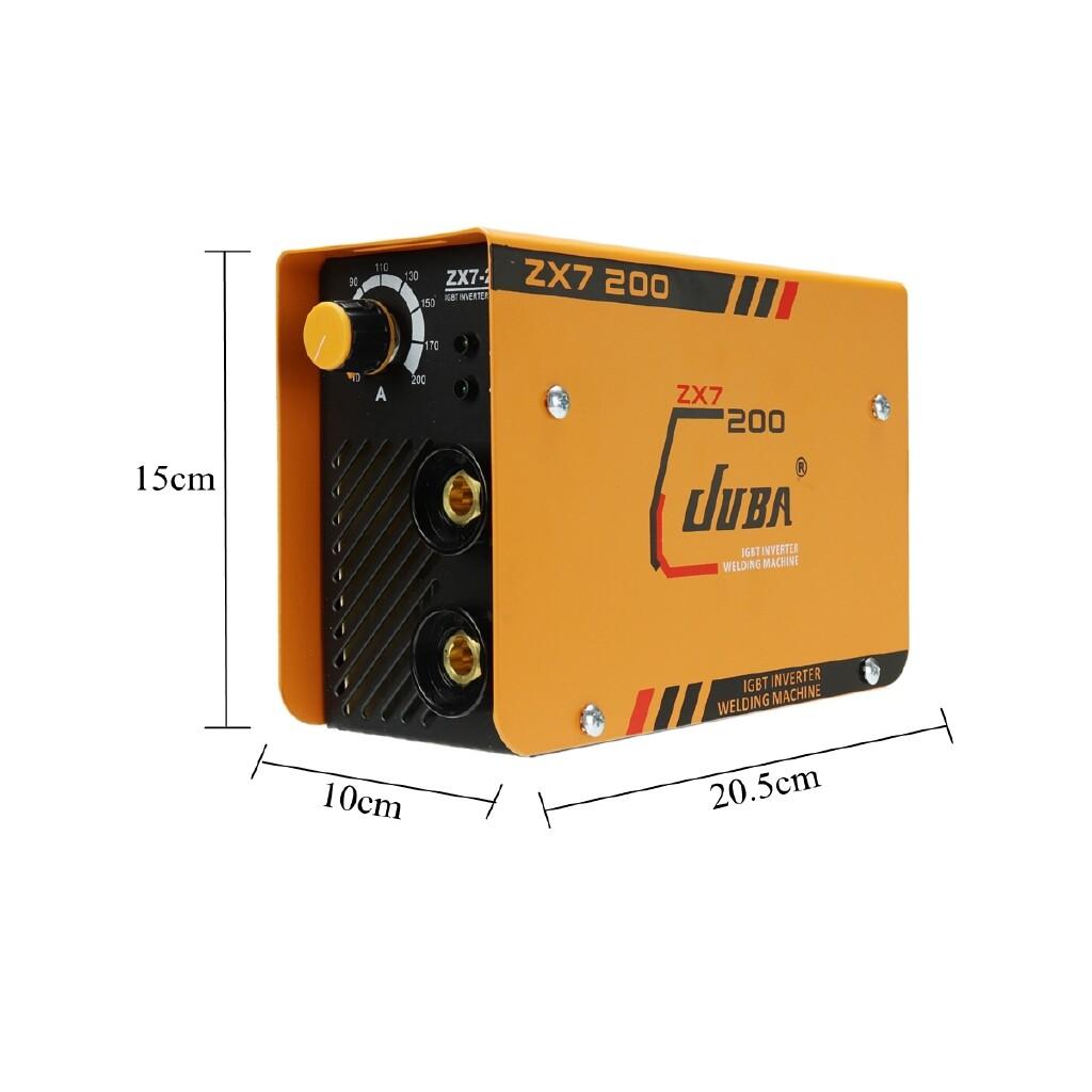 Automotive Tools & Equipment - MINI 220V Inverter AC Arc Welding Machine zx7-200 MW elder for Soldering - Car Replacement Parts