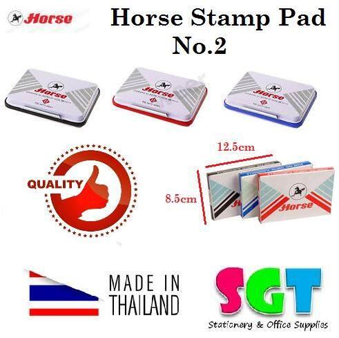 Horse stamp pad no.2