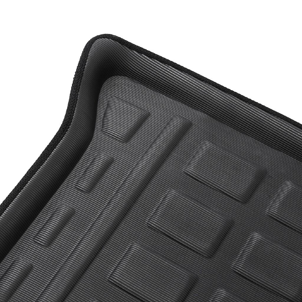 Floor Mats - Rear Trunk Cargo Boot Liner Mat For Dodge Journey Fiat Freemont 2009- - Car Accessories