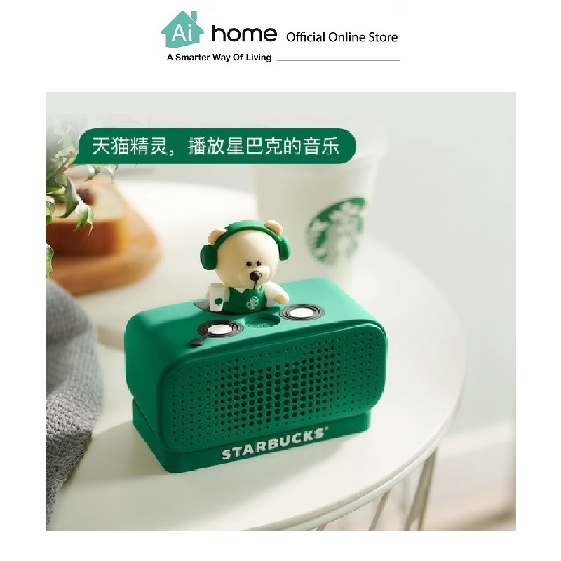 TMALL Genie C1R [ Smart Speaker ] Build in Tmall Assistant with 1 Year Malaysia Warranty [ Ai Home ] TC1RS