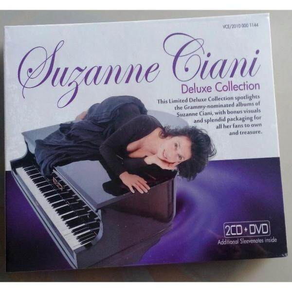 Suzanne Ciani Deluxe Collection 2CD+DVD New Age Music