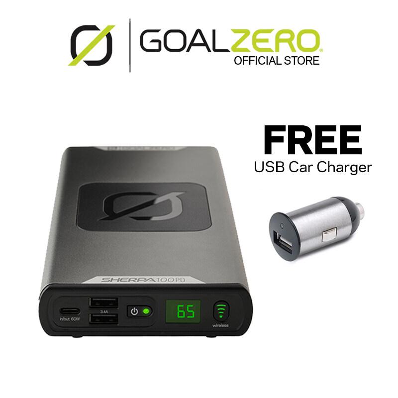 Goal Zero Sherpa 100PD 25600mAh Power Bank