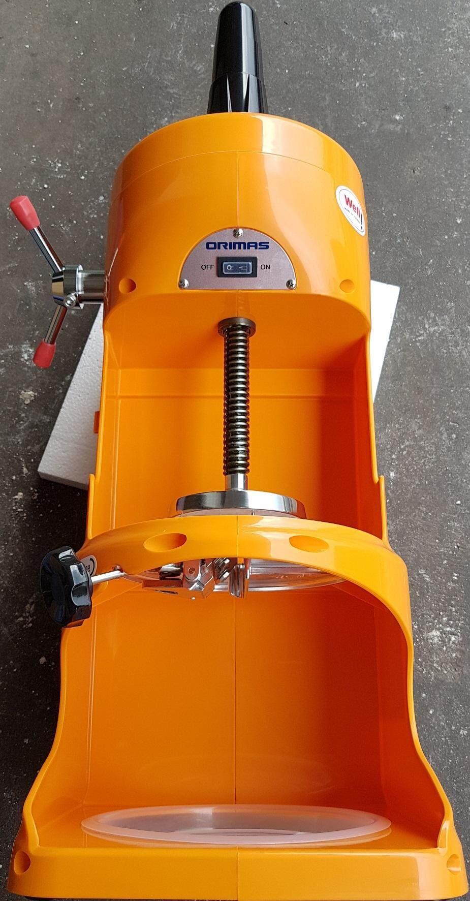 heavy duty 1 year warranty stainless steel snow flake piece sharp fine crusher block drill drilling global bear ice shaver ice blender  cutting cut cutter blade motor machine