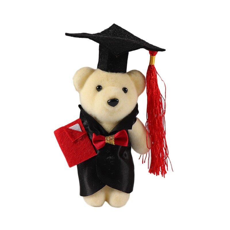 Cute 15cm Graduation Bear