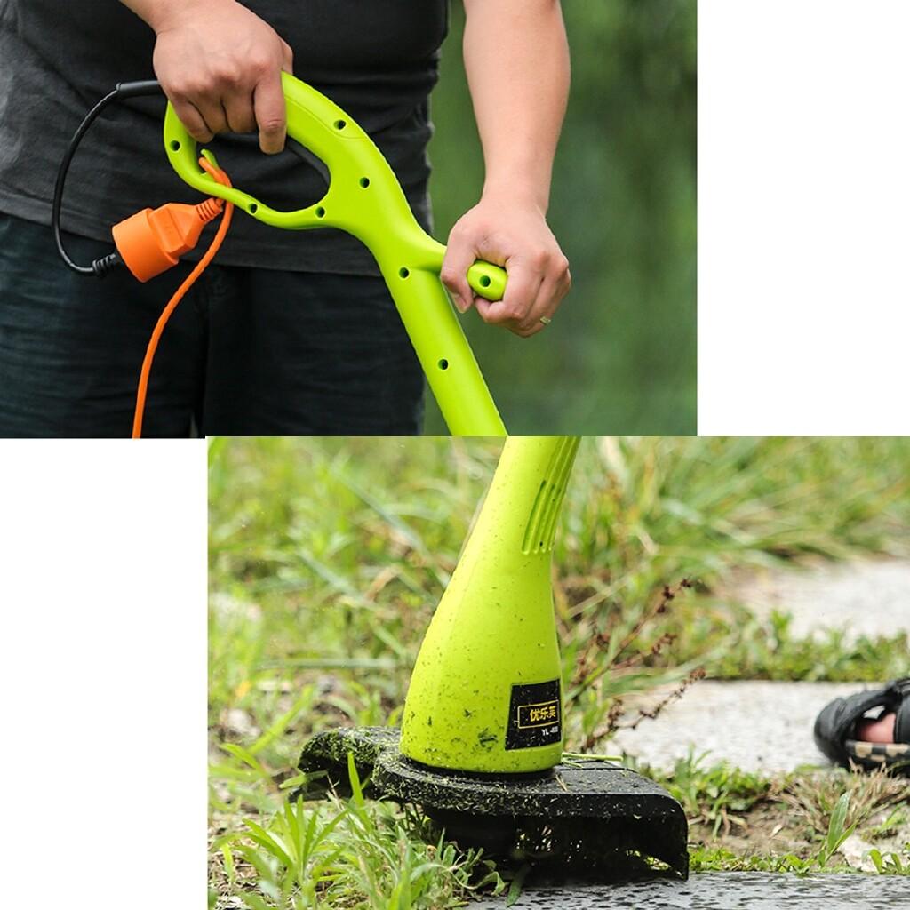 Outdoor & Garden - Electric Grass Trimmer Strimmer Cutter Lawn Garden Heavy Duty - Home Improvement