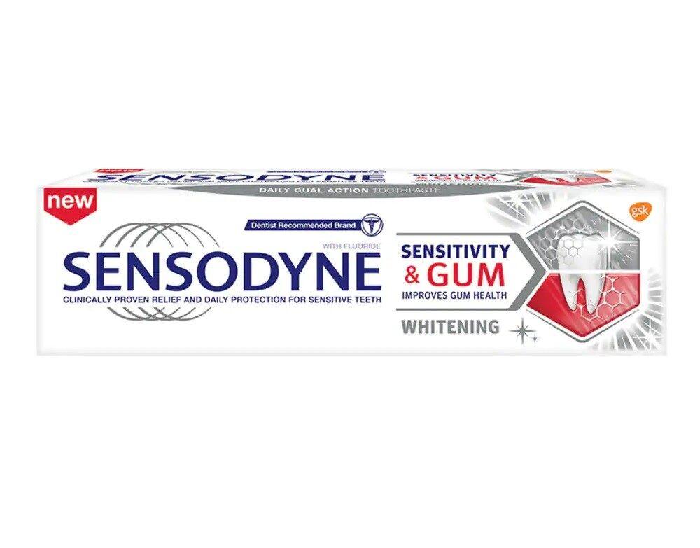 SENSODYNE Sensitivity & Gum Whitening Toothpaste 100g