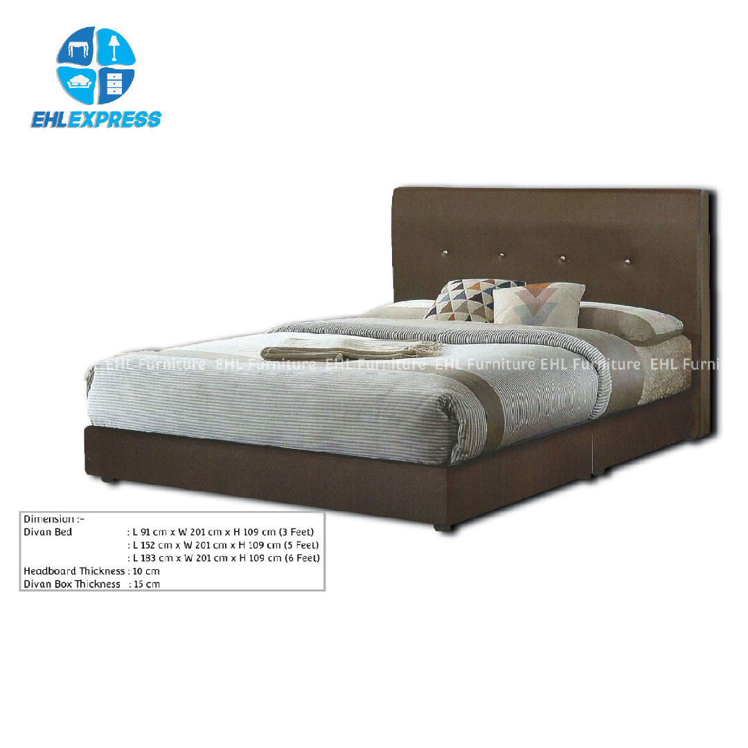 EHL EXPRESS Bedroom divan (FREE Installation for klang valley only)