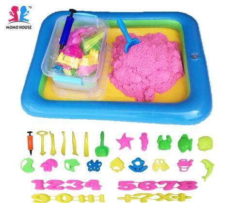 Eco Sand 37 or 47 Tools Toys - All With BOX and Bubble Wrap