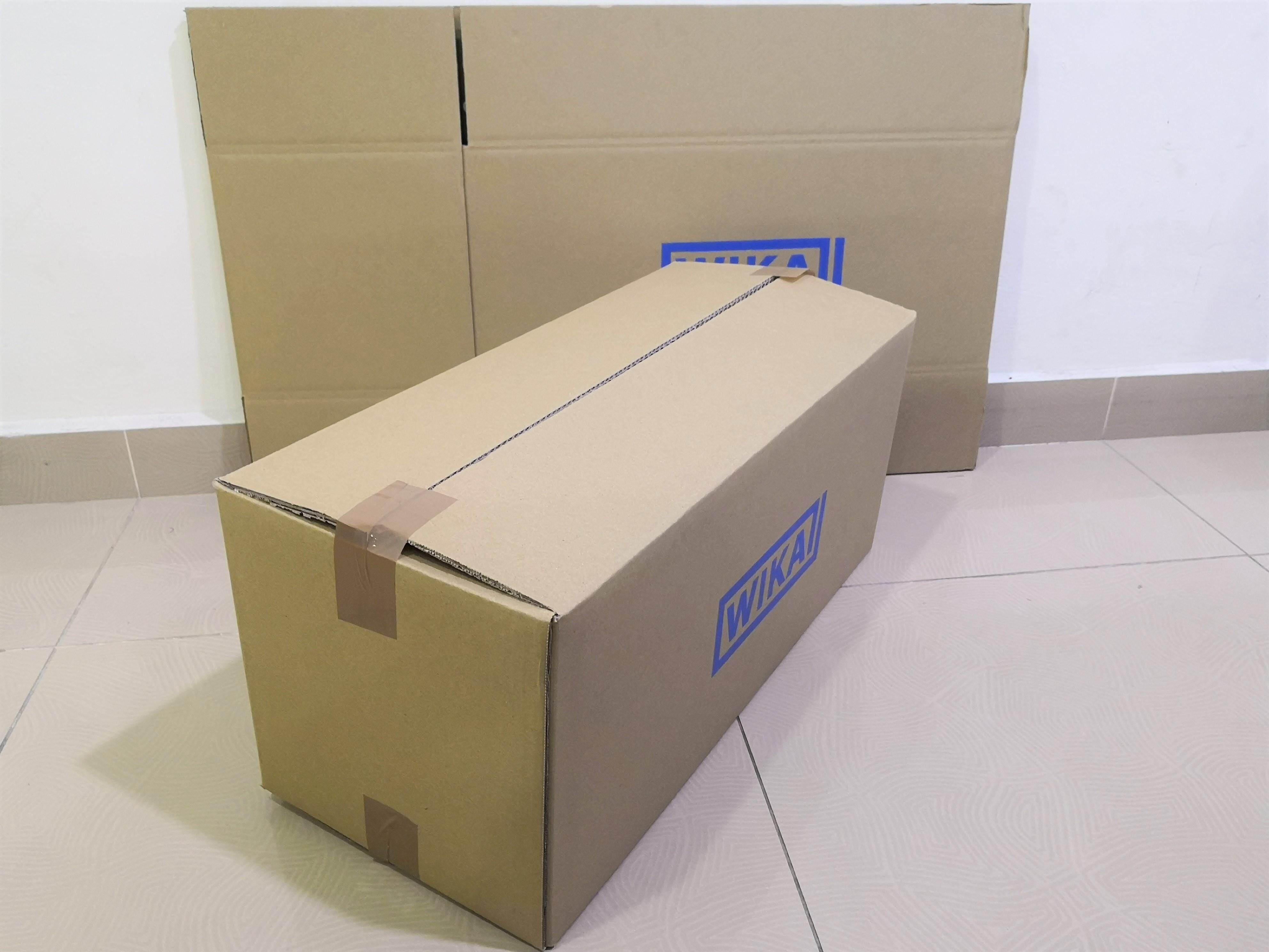 10pcs Printed Carton Boxes (L598 X W258 X H260mm)
