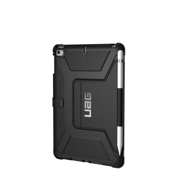 ORIGINAL UAG Metropolis Protection Case for Apple iPad Mini 5 2019 (Black) with Pencil Holder [READY STOCK]