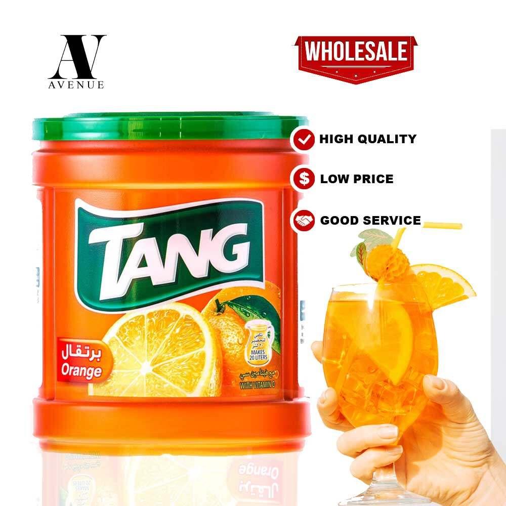 Tang Orange Flavoured Drink Powder 2.5kg تانج مسحوق عصير سريع الذوبان