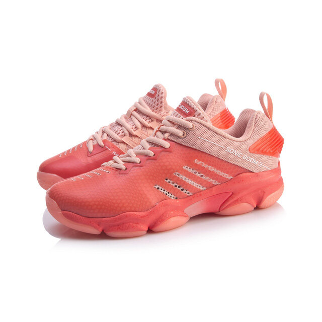 Li-Ning Sonic Boom 3.0 Women's Badminton Shoes AYZP006