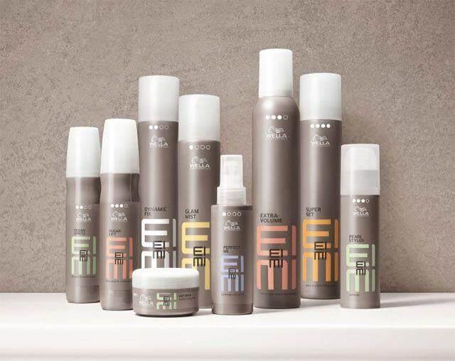 Wella EIMI Absolut Set [Rock Solid Finishing Hair Spray]-300ml [Whole Sales]