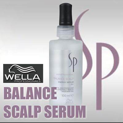 Wella SP Balance Scalp Energy Serum (For Vital and Strong Hair) 100ML (WholeSales)