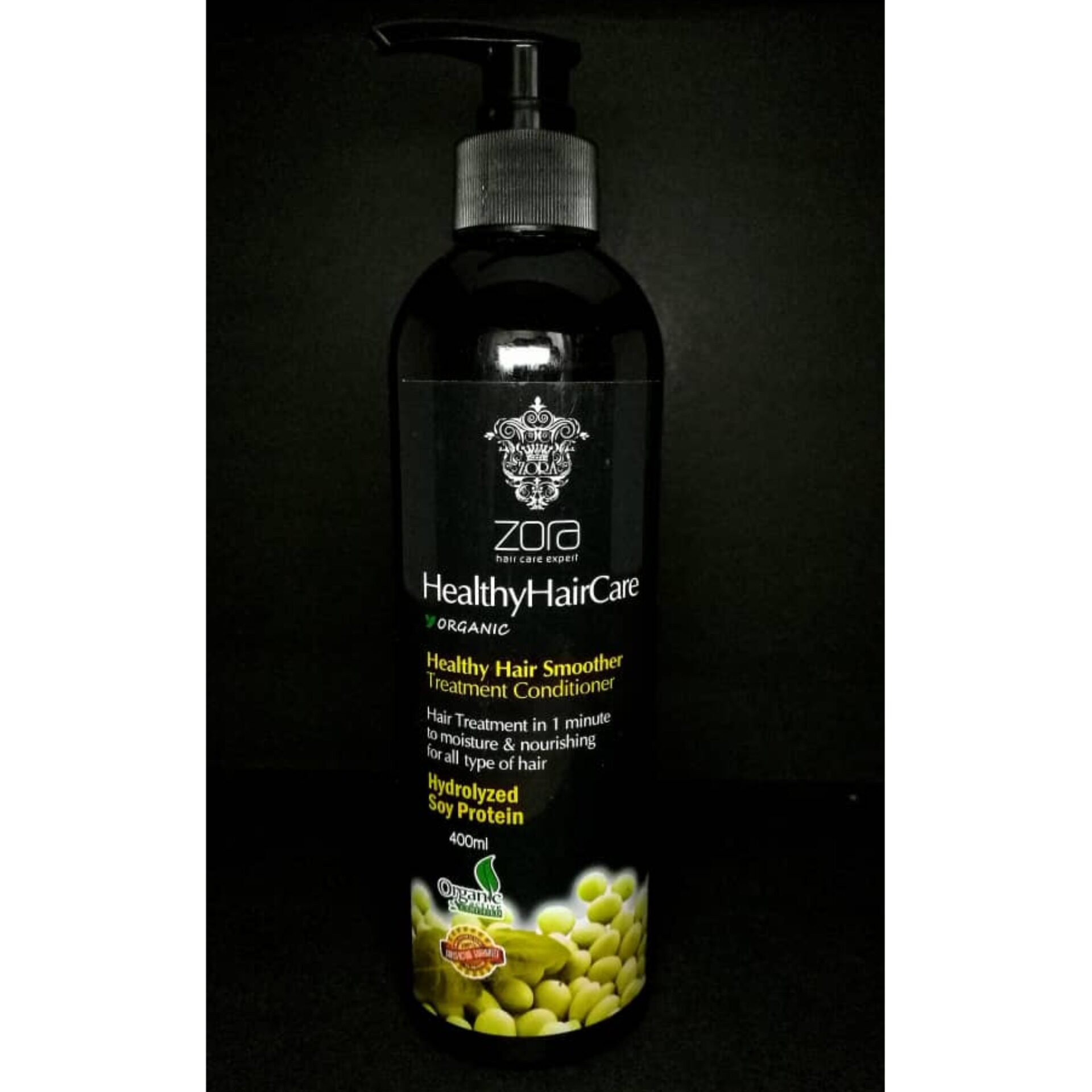 Jarayc Healthy Hair Smoother Treatment Conditioner   Hydrolyzed Soy Protein 400ml