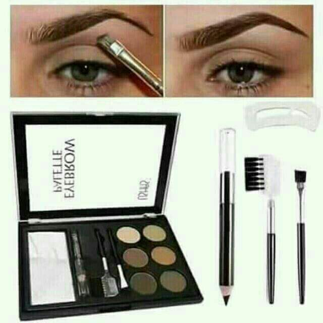 FREE GIFTUshas Eyebrow Palette