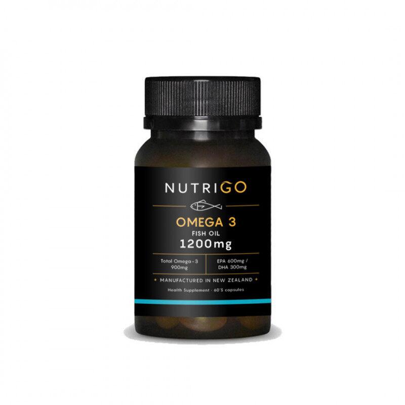 NutriGo Omega 3 Fish Oil